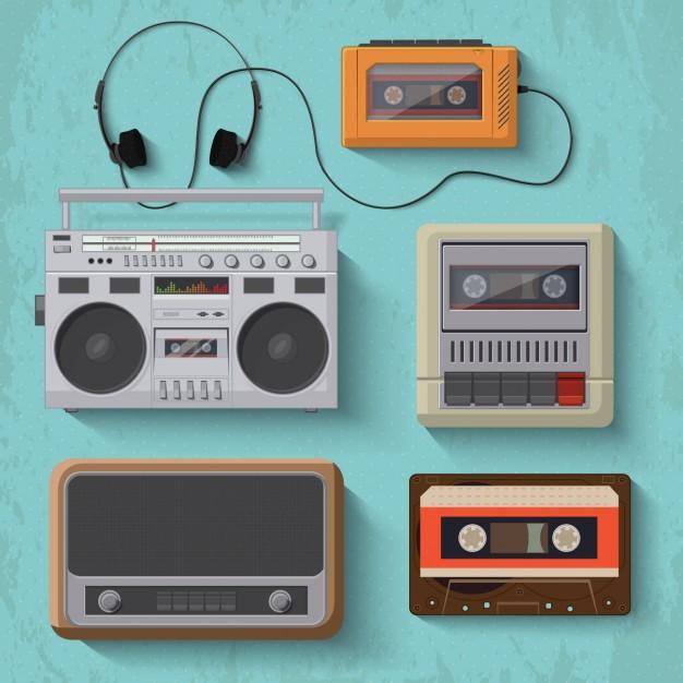 vintage-listening-musiccassette