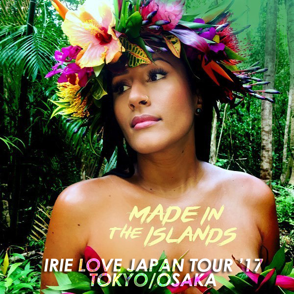 Irie Love Japan Tour
