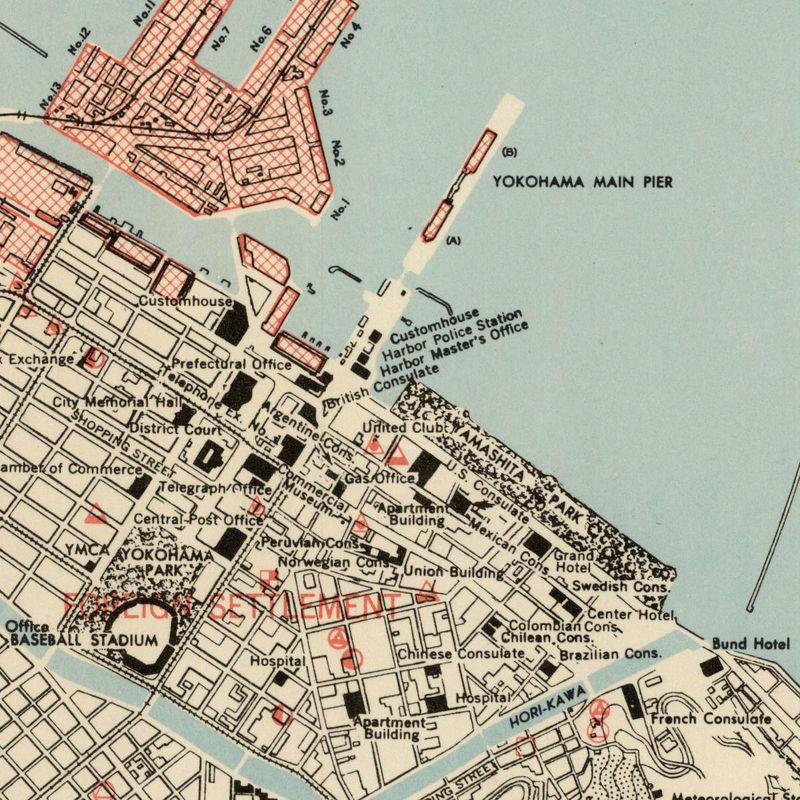1945_YOKOHAMA_MAP